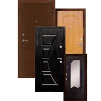 Входные двери стандарт класса