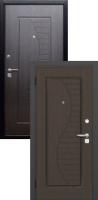 Входная металлическая дверь Флоренция, венге