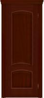 Дверь Агат II шпонированная межкомнатная глухая, сапель