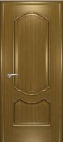 Дверь Маркиза шпонированная межкомнатная глухая, дуб