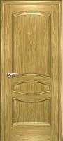 Дверь Наполеон-Элит шпонированная межкомнатная глухая, золотистый дуб