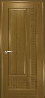 Дверь Лига шпонированная межкомнатная глухая, дуб