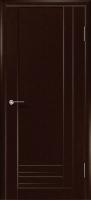 Дверь Галла шпонированная межкомнатная глухая, венге