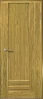 Дверь Галла шпонированная межкомнатная глухая, золотистый дуб