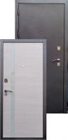 Входная металлическая дверь Аякс G-7, беленая лиственница