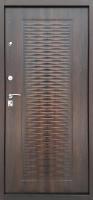 Входная металлическая дверь Волна-1