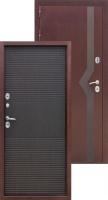 Входная металлическая дверь Изотерма 10см, венге