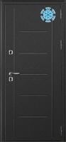 Входная металлическая дверь Термаль 10см, беленый дуб